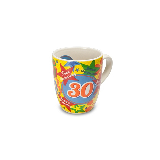 Verjaardags mok 30 jaar