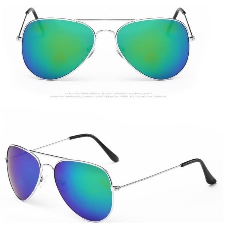 Verkleed politie-agenten zonnebril zilver voor volwassenen