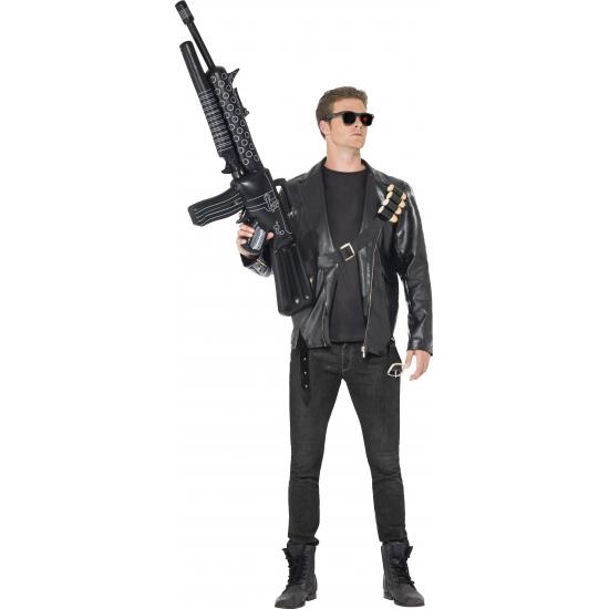 Verkleed T-800 Terminator kostuum voor heren
