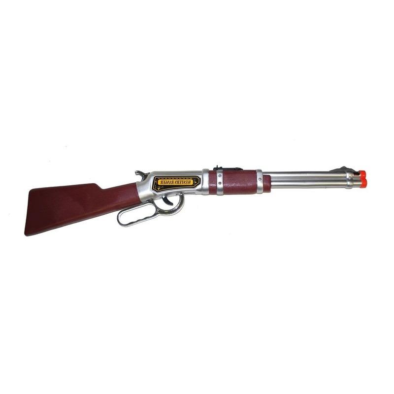 Western geweer bruin 63 cm