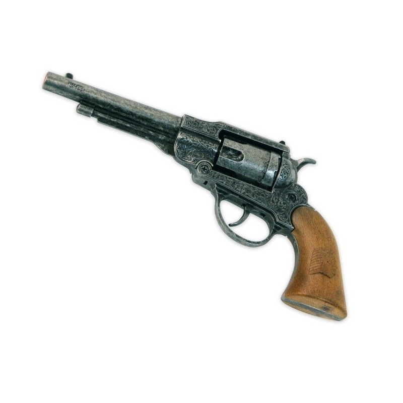 Western revolver metaal