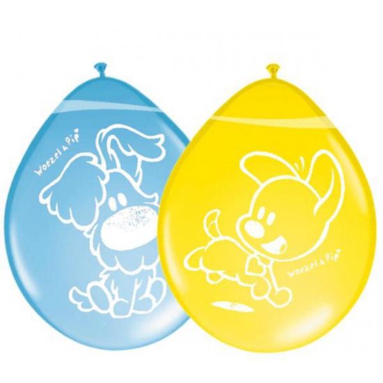 Woezel en Pip feest ballonnen