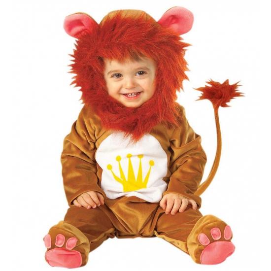 Zacht baby leeuwen pakje