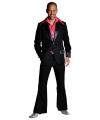 Zwarte colbert en broek voor heren